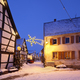 Free Download Christmas Village At Night, Germany Nulled