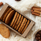 Homemade oatmeal cookies - PhotoDune Item for Sale
