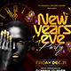 New Years Eve Party Flyer Template 2 - GraphicRiver Item for Sale