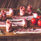 Bacon strips with cherry tomatoes - PhotoDune Item for Sale