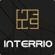 Free Download Interrio - Architecture, Construction, and Interior Design Drupal Theme Nulled