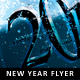 Splash 2019 New Year Flyer - GraphicRiver Item for Sale