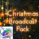 Christmas Broadcast Pack - Apple Motion - VideoHive Item for Sale