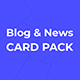 Free Download Eyex - Blog and News Card Pack Nulled