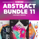 Abstract Flyer/Poster Template Bundle 11 - GraphicRiver Item for Sale