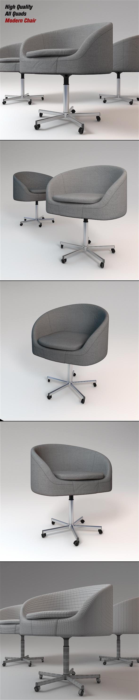 Modern Chair - Armchair