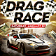 Drag Race Flyer - GraphicRiver Item for Sale