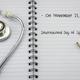 Handwritten on an agenda international Day of Spina bifida, conceptual image - PhotoDune Item for Sale