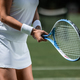Tennis player with a racket - PhotoDune Item for Sale