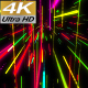 Neon Light Lines 4K - VideoHive Item for Sale