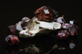 Uncut Garnet Stones Closeup - PhotoDune Item for Sale