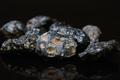 Tektite (meteorite glass) Closeup - PhotoDune Item for Sale