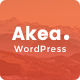 Akea - Gutenberg Minimal Blog WordPress For Blog - ThemeForest Item for Sale
