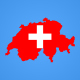 Switzerland Map Kit - VideoHive Item for Sale