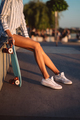 Beautiful legs of the young girl with a close view - PhotoDune Item for Sale