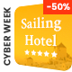 Hotel WordPress Theme | Sailing - ThemeForest Item for Sale