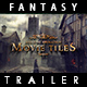 Frozen King - The Fantasy Trailer - VideoHive Item for Sale