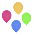 colourful balloons on white background - PhotoDune Item for Sale