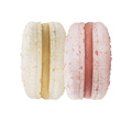 Tasty colorful macaroon isolated on white background - PhotoDune Item for Sale
