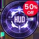 Phantom HUD Infographic - VideoHive Item for Sale