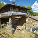 Traditional stone construction village with horreo storage in Asturias. Spain - PhotoDune Item for Sale