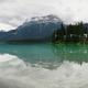Free Download Emerald lake panorama Nulled