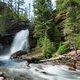 Free Download Baring Falls in Glacier National Park Nulled
