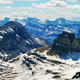 Free Download Panoramic view from Cirque peak, Banff national park Nulled