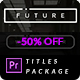 Parallel / Titles Collection for Premiere Pro - VideoHive Item for Sale