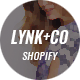 Lynk+Co - Responsive Fashion Shopify Theme (Sections Ready) - ThemeForest Item for Sale