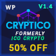 Cryptico - ICO Crypto Landing & Cryptocurrency WordPress Theme​ - ThemeForest Item for Sale