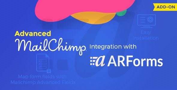 Advanced Mailchimp integration with ARForms - CodeCanyon Item for Sale