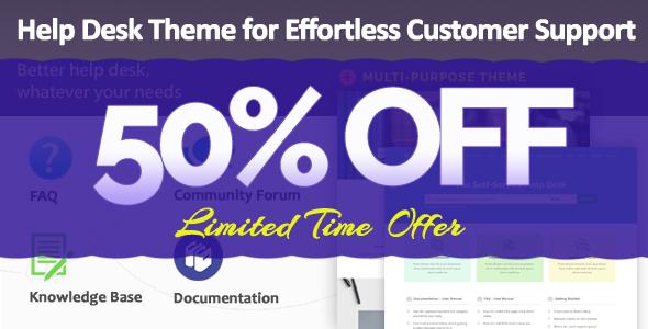Manual - Multi-Purpose Online Documentation, Knowledge Base & Creative WordPress Theme - Miscellaneous WordPress