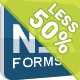 NEX-Forms - The Ultimate WordPress Form Builder - CodeCanyon Item for Sale