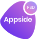 Appside - App Landing Page - ThemeForest Item for Sale
