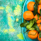 Free Download market fresh tangerines or clementines with leaves Nulled