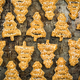 Free Download Christmas tree shaped festive cookies Nulled