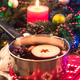 Free Download Mulled wine, festive dring for cold winter days Nulled