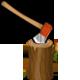 Log Chopping