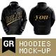 Men's Hoodies Mockups - GraphicRiver Item for Sale