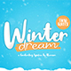Winter Dream Trio Font - GraphicRiver Item for Sale