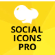 Social Icons Pro Addon for WPBakery Page Builder - CodeCanyon Item for Sale