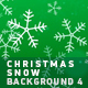 Christmas Snow Background 4 - VideoHive Item for Sale