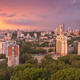 Free Download Panoramic View of Yekaterinburg, Russia Nulled