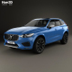 Volvo XC60 R-Design 2017 - 3DOcean Item for Sale
