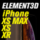Element3D – iPhone XS - XR Collection