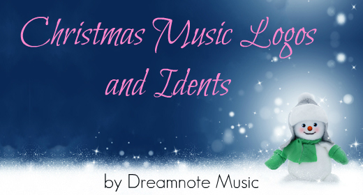 Christmas Music Logos and Idents