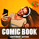 Comic Book Photoshop Action - GraphicRiver Item for Sale