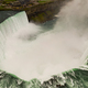 The Niagra River Cuts through the United States and Canada At Horseshoe Falls - PhotoDune Item for Sale
