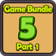 5 GAME BUNDLE PART 1 - CodeCanyon Item for Sale